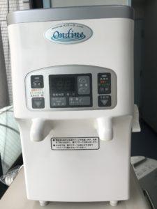 高濃度次亜塩素酸水(500PPM)